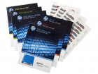 Упаковка этикеток со штрихкодом для HP LTO-6 Ultrium RW Q2013A