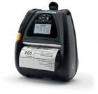 Принтер чековый мобильный Zebra DT Printer QLn420; CPCL, ZPL, XML, Bluetooth 3.0, Mfi + Ethernet, DT/ Linered Platen, .7 .... (QN4-AUCAEM11-00)