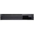 Сервер DELL PowerEdge R740 2U/ 16SFF/ 1x4210 (10-Core, 2.2 GHz, 85W)/ 1x16GB RDIMM/ 730P mC/ 16x960GB MU SATA/ 4xGE/ 1x7 .... (R740-4364-01)