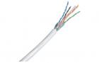 Кабель витая пара Real10 Cat.6A, U/ FTP, 4P, 650 MHz, LSFRZH, 500 m (R813847)