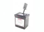 Комплект сменных батарей для Источника Бесперебойного Питания  APC RBC30