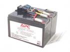 Комплект сменных батарей для Источника Бесперебойного Питания  APC RBC48