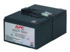 Комплект сменных батарей для Источника Бесперебойного Питания APC RBC6 (RBC6)