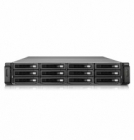Полка расширения сетевого хранилища без дисков SMB QNAP REXP-1210U-RP Expansion unit with SAS interface, 12 HDD, rackmou .... (REXP-1210U-RP)