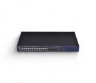 Коммутатор 24-Port 10/ 100/ 1000Base-T, 4-Port 1G/ 10G Base-X SFP+ (non-combo), AC (RG-S2910-24GT4XS-E)