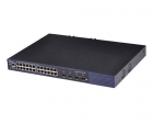 Коммутатор 24-Port 10/ 100/ 1000Base-T (PoE/ PoE+), 2-Port 100/ 1000Base-X SFP (combo), 2-Port 1G/ 10G Base-X SFP+ (non- .... (RG-S2910C-24GT2XS-HP-E)