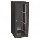 19'' напольный шкаф серии iSEVEN SERVER высота 42U, ширина 600, глубина 1000, конфигурация: - спереди/ сзади: дверь одно .... (RI7-42-60/ 100-S1-H)