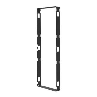 Секция-заглушка посадочного места высотой 48U, шириной 600мм, для монтажа между шкафами, установленными без цоколя (ROF-BS-48/ 60-WP-H)