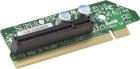 Плата расширения Supermicro RSC-R1UW-E8R 1U RHS WIO Riser card with one PCI-E x8 slot