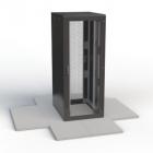 19'' напольный серверный шкаф - конфигурация RSF-BYTEline, высота 42U, ширина 800 мм, глубина 1200 мм, задняя двухстворч .... (RSF-42-80/ 120-BLA9-H)
