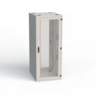 Шкаф серверный напольный 19' серии RSF, 48U, 600х1200 мм. конфигурация: - спереди: дверь одностворчатая вентилируемая (п .... (RSF-48-60/ 12A-WWFWA-0FF-H)