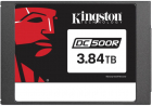 Твердотельный накопитель Kingston 3840GB SSDNow DC500R (Read-Centric) SATA 3 2.5 (7mm height) 3D TLC (SEDC500R/ 3840G)