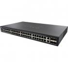 SF550X-48P-K9-EU Коммутатор Cisco SF550X-48P 48-port 10/ 100 PoE Stackable Switch (SF550X-48P-K9-EU)