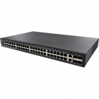 SF550X-48P-K9-EU Коммутатор Cisco SF550X-48P 48-port 10/ 100 PoE Stackable Switch (SF550X-48P-K9-EU)