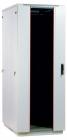 Шкаф телекоммуникационный напольный 42U (800x800) дверь стекло (3 места) (ШТК-М-42.8.8-1ААА)