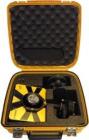 Комплект для полигометрии: Кейс, призма 62 мм, трегер с уровнем, основание для призмы с уровнем и оптическим центриром (SLSU-S2010)
