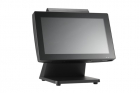 "POS терминал SP-5514 CPU J1900 2.0Ghz, 14"" wide PCAP Touch, RAM 4GB, HDD 500Gb, MSR, PSU, цвет черный (SP-5514)"