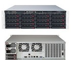 Серверная платформа Supermicro SuperStorage 3U Server 6039P-E1CR16H noCPU(2)Scalable/ TDP 70-205W/ no DIMM(16)/ 3108RAID .... (SSG-6039P-E1CR16H)