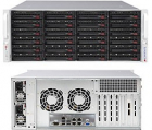 Supermicro SuperStorage 4U Server 6049P-E1CR24H noCPU(2)Scalable/ TDP 70-205W/ no DIMM(16)/ 3108RAID HDD(24)LFF/ 2x10Gbe .... (SSG-6049P-E1CR24H)
