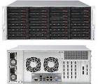 Supermicro SuperStorage 4U Server 6049P-E1CR24H noCPU(2)Scalable/ TDP 70-205W/ no DIMM(16)/ 3108RAID HDD(24)LFF/ 2x10Gbe .... (SSG-6049P-E1CR24H)