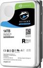 Жесткий диск HDD SATA Seagate 14Tb, ST14000VE0008, SkyHawk AI, 7200 rpm, 256Mb buffer (ST14000VE0008)