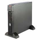 Источник бесперебойного питания APC Smart-UPS RT, On-Line, 1000VA / 700W, Tower, IEC, LCD, Serial, SmartSlot, подкл. доп .... (SURT1000XLI-NC)