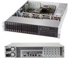 """Barebone 2U/ MB X11DPi-NT/ 2xCPU LGA 3647/ 16x slots up to 2TB/ 8x2.5"""" SAS3/ 8x2.5"""" SATA3 HS/ 2 NVMe/ SSD/ HDD 2.5""""fix d .... (SYS-2029P-C1RT)"""