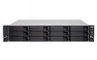 """Сетевое хранилище без дисков SMB QNAP TS-1283XU-RP-E2124-8G 12-Bay NAS (12x 2.5""""/ 3.5"""" SATA HDD/ SSD), Intel Xeon E-2124 .... (TS-1283XU-RP-E2124-8G)"""