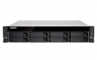 """Сетевое хранилище без дисков SMB QNAP TS-883XU-RP-E2124-8G 8-Bay NAS (8x 2.5""""/ 3.5"""" SATA HDD/ SSD), Intel Xeon E-2124 4- .... (TS-883XU-RP-E2124-8G)"""