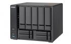 Сетевое хранилище без дисков SMB QNAP TS-963X-2G 9-Bay NAS, AMD GX-420MC 4-core 2.0GHz 2 GB DDR3L (1 x 2 GB) up to 16 GB .... (TS-963X-2G)