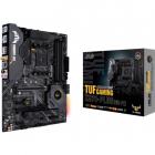 Материнская плата ASUS TUF GAMING X570-PLUS (WI-FI), Socket AM4, X570, 4*DDR4, CrossFireX, HDMI + DP, SATA3 + RAID, Audi .... (TUF GAMING X570-PLUS (WI-FI))