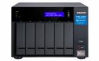 Сетевое хранилище без дисков SMB QNAP TVS-672XT-i3-8G 6-Bay NAS, Intel Core i3-8100T 4-core 3.1 GHz Processor, 8GB DDR4 .... (TVS-672XT-i3-8G)