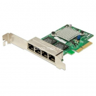 Модуль сетевой Intel i350 Quad Port 1Gb Adapter (UCSC-PCIE-IRJ45=)