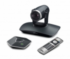 Система видеоконференцсвязи Yealink VC110-Wireless Micpod в составе: кодек VC110 Full HD + HD камера ''all-in-one unit'' .... (VC110-VCM60)