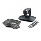 Система видеоконференцсвязи Yealink VC110-Phone в составе: кодек VC110 Full HD + HD камера ''all-in-one unit'', видео-ко .... (VC110-VCP41)