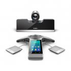 Система видеоконференцсвязи Yealink VC500 в комплекте с 5-кратной FullHD 1080P@60 камерой, конференц-телефоном CP960 и д .... (VC500-CP960)