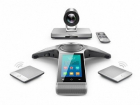 Система видеоконференцсвязи Yealink VC800 в комплекте с 12-кратной FullHD 1080P@60 камерой, конференц-телефоном CP960 и .... (VC800-CP960)