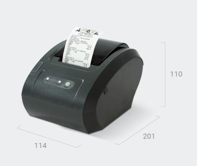 Фискальный регистратор (принтер чеков) Вики Принт 57 плюс Ф со встроенным ФН 36 мес.