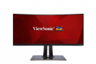 "Монитор Viewsonic 34"" VP3481 VA LED изогнутый, 3440x1440, 5ms, 400cd/ m2, 178°/ 178°, 3000:1, 20Mln:1, HDMI*2, DP, USB-H .... (VP3481)"