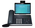 Телефон sip YEALINK VP59, видеотерминал, android, WiFi, Bluetooth, HDMI, с камерой, без БП, шт (VP59)