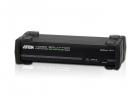 Разветвитель, электрон., DVI Dual Link+Audio, 1> 4 монитора, 5 метр., F, без шнуров, Б.П. 220> 5.3V, (2560x1600 60Hz) Ра .... (VS174)
