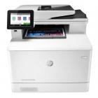 Лазерное многофункциональное устройство HP Color LaserJet Pro MFP M479dw (p/ c/ s, A4, 600 dpi, 27(27)ppm, 512Mb, 2 tray .... (W1A77A#B19)