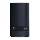 "Сетевой RAID накопитель WD My Cloud EX2 Ultra WDBSHB0080JCH-EEUE 8ТБ 3, 5"" LAN NAS (F7C) (WDBSHB0080JCH-EEUE)"