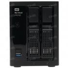 "Сетевой накопитель WD My Cloud Pro PR2100 WDBVND0040JBK-EEUE 4TB 3, 5"" LAN NAS (F6C) (WDBVND0040JBK-EEUE)"