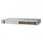 WS-C2960L-24TQ-LL Коммутатор Catalyst 2960L 24 port GigE, 4 x 10G SFP+, LAN Lite (WS-C2960L-24TQ-LL)
