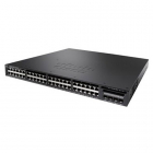 WS-C3650-48PS-E Маршрутизатор Cisco Catalyst 3650 48 Port PoE 4x1G Uplink IP Services (WS-C3650-48PS-E)