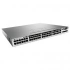 Коммутатор Cisco Catalyst 3850 48 Port Data LAN Base, Russia (WS-C3850R-48T-L)