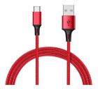 Mi Braided USB Type-C Cable 100cm (Red) (X18863)