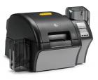 Принтер Printer ZXP Series 9; Dual Sided, Single-Sided Lamination, UK/ EU Cords, USB, 10/ 100 Ethernet (Z93-000C0000EM00)